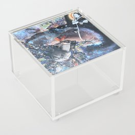 Rebirth in the Movement Acrylic Box