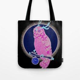 Eccentric Owl Tote Bag