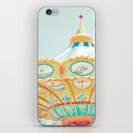 I See Happiness iPhone Skin