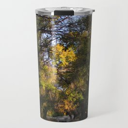 TREE VIGNETTE Travel Mug