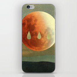 tangible spirits iPhone Skin