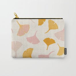 Ginko leaf pattern 2 Carry-All Pouch