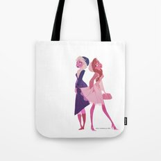 For you see my roommate is... Tote Bag
