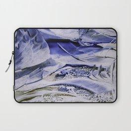 Melting Glacier Laptop Sleeve