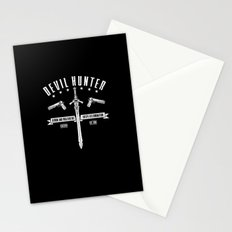 Devil Hunter Stationery Cards
