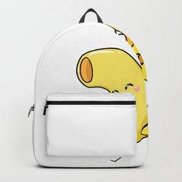 Mac And Cheese Gift Macaroni Cheesy Noodle Backpack