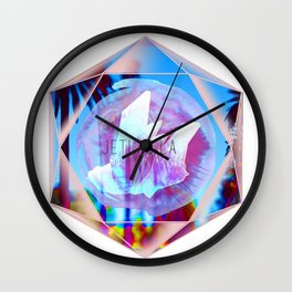 JETLAG in LA Wall Clock
