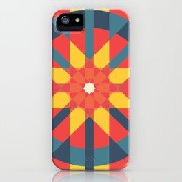 Venezuelan Pattern iPhone Case