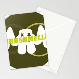marshmello album 2020 nikn5 Stationery Cards