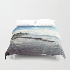paradise island Duvet Cover