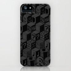 SUPER MARIO BLOCK-OUT! iPhone (5, 5s) Slim Case