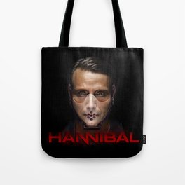 Hannibal Masked Tote Bag