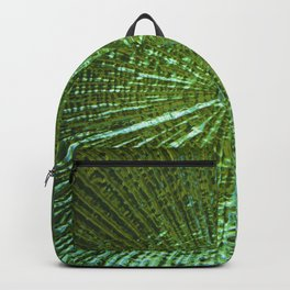 Emerald Ripple Backpack