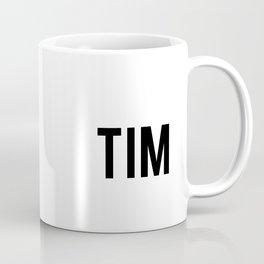Tim Burton in colors by burro Coffee Mug