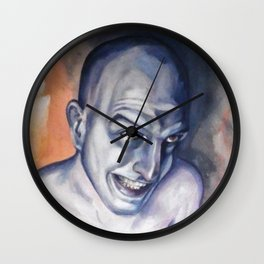 Maniac Wall Clock