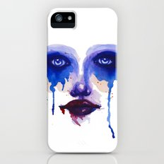 Blue Eyes iPhone (5, 5s) Slim Case