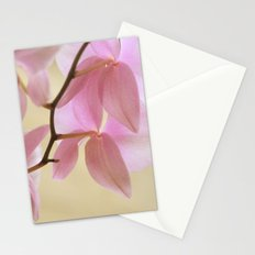 Orchid Cascade Stationery Cards