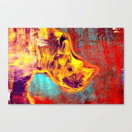 Rocko Canvas Print