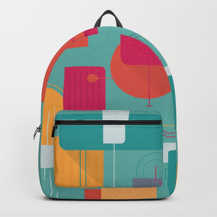 Thinking Of Summer Backpack
