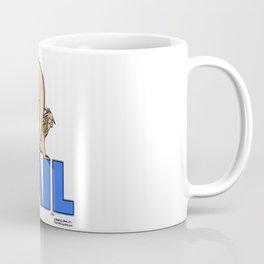 Bob Tail Squirrel Coffee Mug