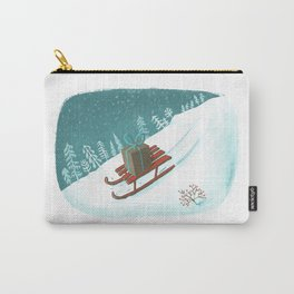 sled post Carry-All Pouch