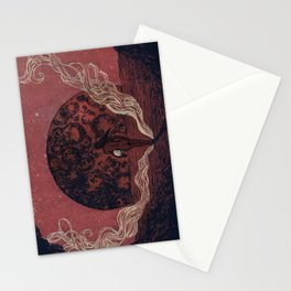 """""""After the Disco"""" - Matthew Vidalis Stationery Cards"""
