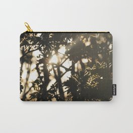 Silhouette Carry-All Pouch