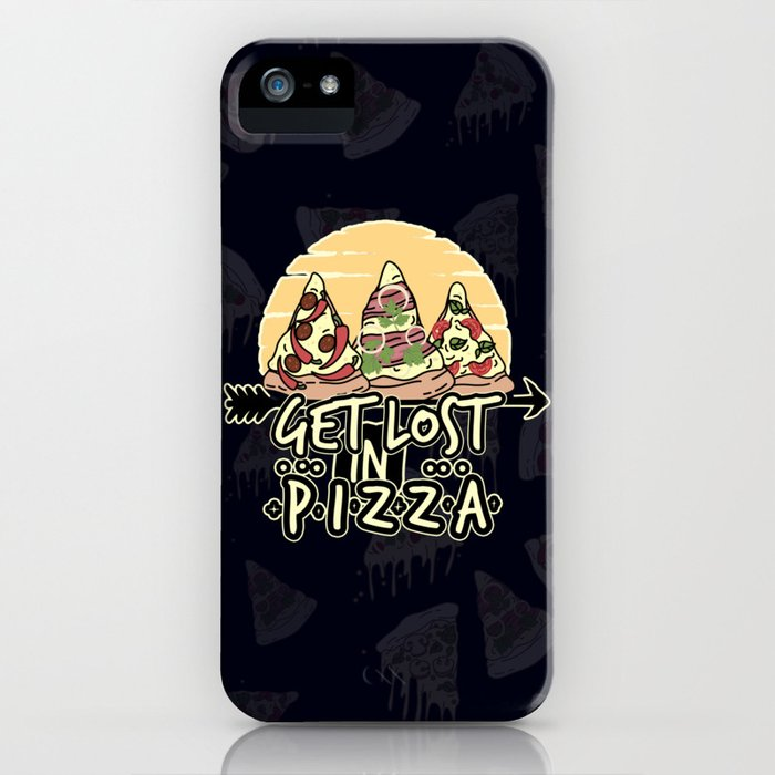 Get Lost iPhone Case