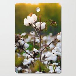 Cotton Field Cutting Board