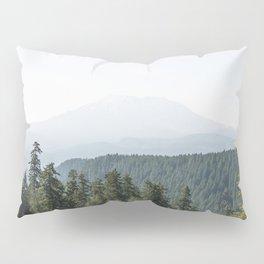 Lookout Ridge - Mountain Nature Photography Pillow Sham