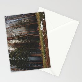 Oregon Forest Control Fire Stationery Cards