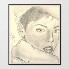 BadRiri Canvas Print