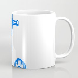 Jackhammer Coffee Mug