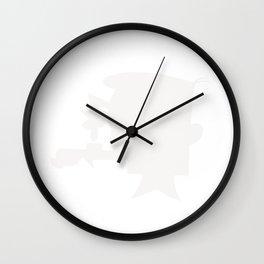 Dexters Wall Clock