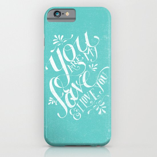 YOU ARE MY FAVE... iPhone & iPod Case