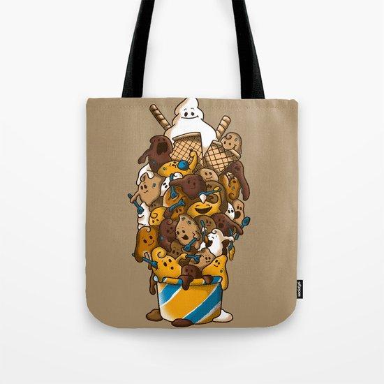 Ice Cream Time Tote Bag