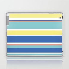 The Summer Stripes Laptop & iPad Skin