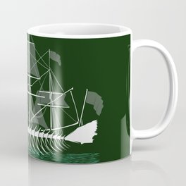 Cutter Fish Coffee Mug