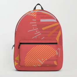 Geometric Courage Backpack