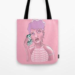 Money Calling Tote Bag