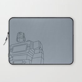 Soundwave G1 blue Laptop Sleeve