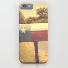 Deep in the heart of texas { You've got mail series 2012} iPhone 6s Slim Case