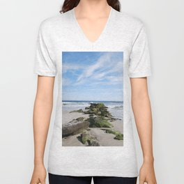 Long Beach Unisex V-Neck