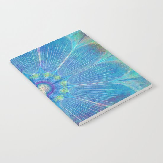 Mandala - Mural Effect Notebook