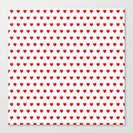 Pure Heart Canvas Print