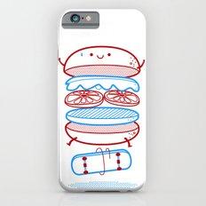 Street burger  iPhone 6s Slim Case