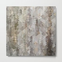 Abstract Composition 986 Metal Print