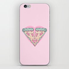 Pizza Lover iPhone & iPod Skin