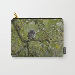 LITTLE OWL WATCHING YOU Carry-All Pouch