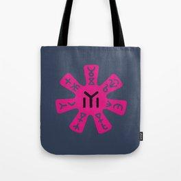 Rosette ~ Pliska Tote Bag